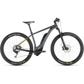 Cube Reaction Hybrid Race 500 Bicicletta elettrica Hardtail grigio